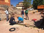 La Diputación de Guadalajara invierte más de 150.000 euros en renovación de redes y pavimentación en cinco municipios