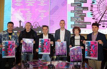 Presentación 'Albacete Music 2019'.