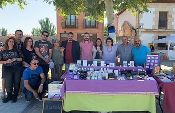 El Gobierno de Castilla-La Mancha, presente en la Feria Ecológica de Torrejón del Rey (Guadalajara).