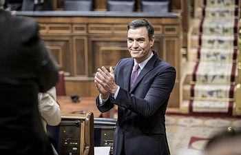 Pedro Sánchez. Foto: CARMEN NAVARRO APARICIO