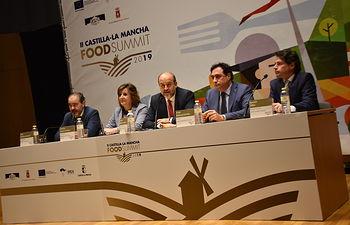 La II edición de la Feria Food Summit.