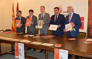 El Festival Boccherini consolida el hermanamiento cultural de Talavera y Arenas