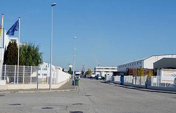 Vista de uno de los polígonos industriales de Azuqueca de Henares. Fotografía: Álvaro Díaz Villamil/ Ayuntamiento de Azuqueca de Henares