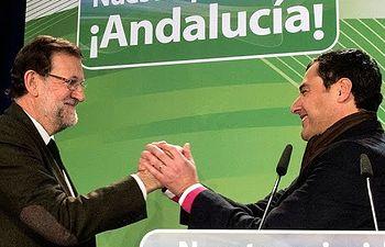 Juanma Moreno: El principal enemigo de Andalucía es el que nos condena a un 35% de paro