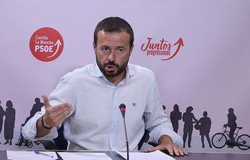 José Luis Escudero, diputado regional.