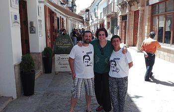 Juana Caro ha visitado este viernes Villanueva de los Infantes y Montiel