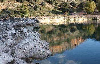 Castilla-La Mancha cuenta este verano con 34 zonas de baño interior autorizadas. Foto: JCCM.