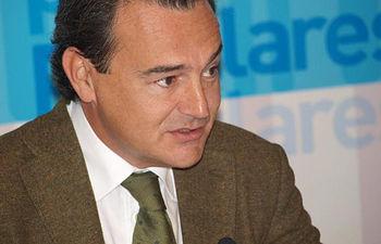 Agustín Conde - PP. Foto de archivo.