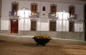 Ayuntamiento de Piedrabuena.