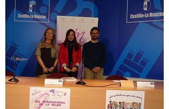 Madrigueras acogerá el 9 de marzo el acto provincial de reconocimiento al Día Internacional de Mujer.