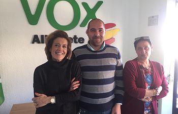 VOX se reúne con agricultores para hablar de la problemática del sector agrario y ganadero de Albacete
