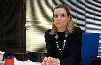 Genoveva Armero, jefa de la UFAM  (Unidad de Familia y Mujer de la Policía Judicial) en Albacete.