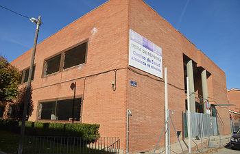 Imagen de archivo del Centro de Salud. Foto: Álvaro Díaz Villamil/ Ayuntamiento de Azuqueca de Henares