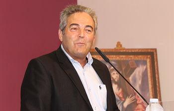 El alcalde de El Bonillo, Juan Gil