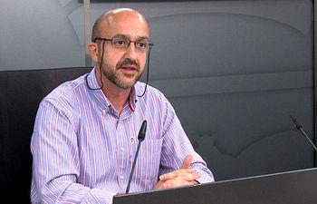 Juan Marcos Molina, concejal del Grupo Municipal del PP en Albacete.
