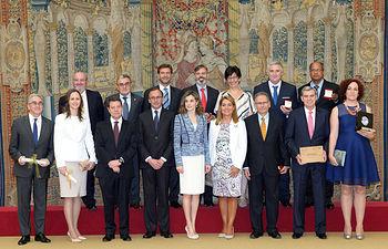 Premios Letizia 2015