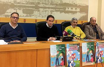 Presentación IX edición de 'Talavera cuenta' .