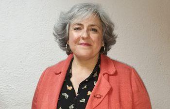 Isabel Álvarez, Responsable del Área de Mujer IU CLM.