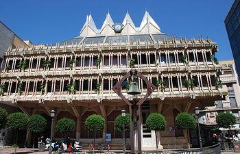 Ayuntamiento de Ciudad Real.