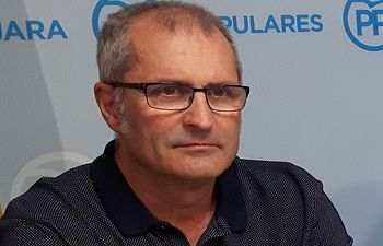 Agustín Gil,  concejal del Grupo Popular en el Ayuntamiento de Azuqueca de Henares