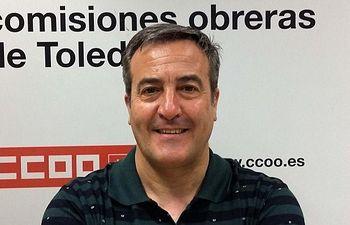 Ángel León Muñoz, Secretario General CCOO Industria CLM.