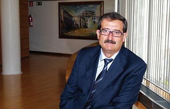 Martín Molina, director de la Obra Social y Cultural de Caja Castilla La Mancha.