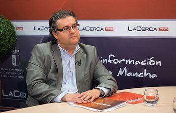 Francisco Ferrer Cuesta, presidente de FACUA Castilla-La Mancha.