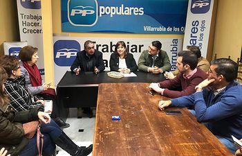 Villarrubia de los Ojos- campaña 'Pueblo a pueblo'