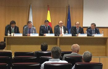 Andrés Hermida aboga por reforzar la colaboración entre la Administración y los sectores científico y extractivo. Foto: Ministerio de Agricultura, Alimentación y Medio Ambiente