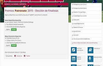 Premios Patronato