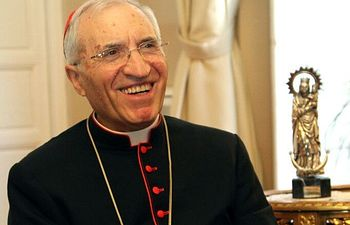 Emmo. y Rvdmo. Sr. D. Antonio Mª Rouco Varela Cardenal Arzobispo Emérito de Madrid