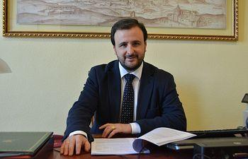 Ángel Luengo Barroso.