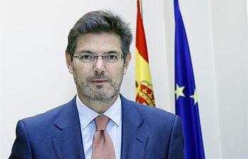 El ministro de Justicia, Rafael Catalá (Foto: Archivo)
