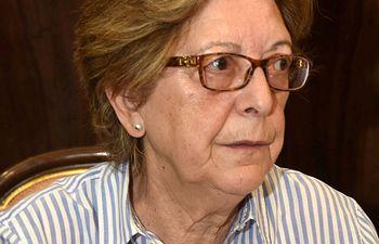 Ángela Ambite, diputada de Asesoramiento Municipal.