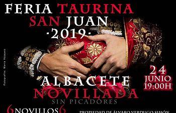 Novillada San Juan 2019.
