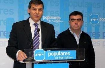 Joaquín García Cuevas y Santiago Buendía