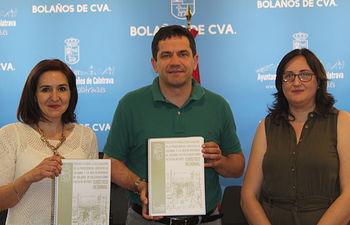 Bolaños de Calatrava aprueba pedir declaración de Interés Turístico Regional de la Procesión de las Alabardas y la Rifa