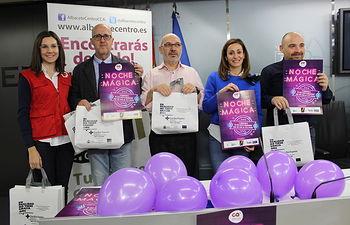 XV edición de la Noche Mágica del Comercio.