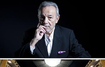José Luis Gómez, actor y el Tetro Real.