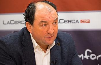 Camilo Abiétar, presidente de la Federación de Organizaciones de Profesionales, Autónomos y Emprendedores -OPA-.