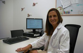Olga Mediano.