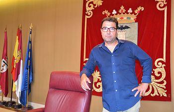 Modesto Belinchón, portavoz del Grupo Municipal Socialista en el Ayuntamiento de Albacete.