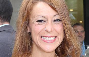 La deportista Alba Reguillo
