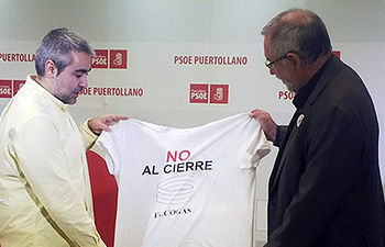Fotografía de Rafael Sánchez y Santiago Moreno