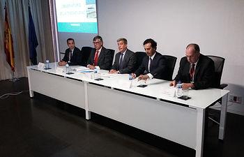 Carlos Larrañaga apuesta por el fomento de la sostenibilidad pesquera y la defensa de la competencia leal en el mercado de la UE. Foto: Ministerio de Agricultura, Alimentación y Medio Ambiente