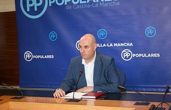 José Jaime Alonso, diputado nacional por Toledo. Foto: PP CLM.