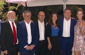 El Gobierno regional felicita a Salobre en la apertura de las fiestas del Sagrado Corazón de Jesús