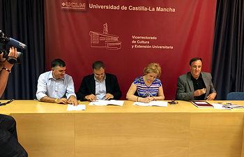 El Gobierno regional y la Universidad de Castilla-La Mancha acercarán la figura de Cervantes a los escolares mediante un juego interactivo. Foto: JCCM.