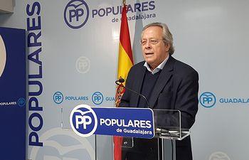 Ramón Aguirre, diputado del PP por Guadalajara.