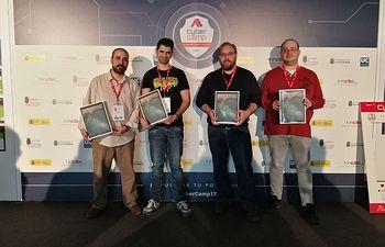 Ontic, empresa afincada en el Parque Científico y Tecnológico de Castilla-La Mancha gana por tercer año consecutivo el Hackathon